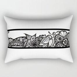 my window view Rectangular Pillow
