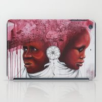 african iPad Cases featuring African  by Sebastian Wandl