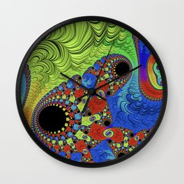 What If You Weren't Here Wall Clock