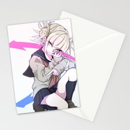 My Hero Academia Toga Himiko Stationery Cards