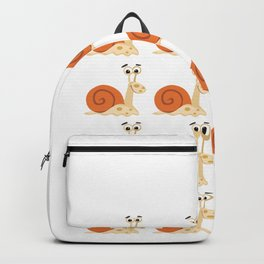 Yes I Need all these Snails Backpack