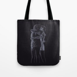 The Hug (Harry Styles and Louis Tomlinson) Tote Bag