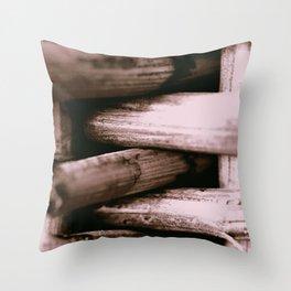 Weave Throw Pillow