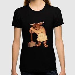 Manny the Minotaur of Crete T-shirt