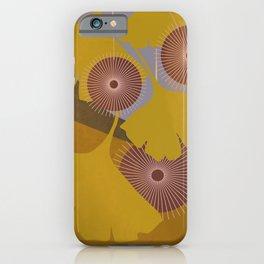 Gingko Fall iPhone Case
