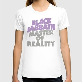 Black Sabbath - Master of Reality T-shirt