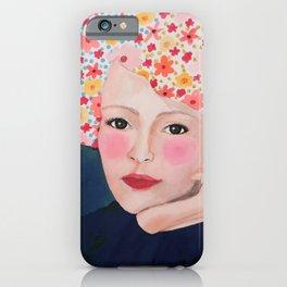 laure iPhone Case