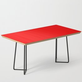 (Red) Coffee Table