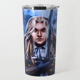 Alucard:  Castlevania Symphony of the Night Travel Mug