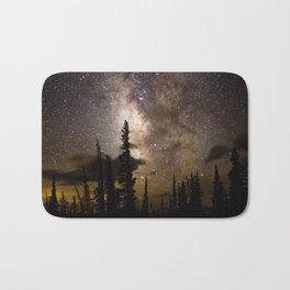Mountain Milky Way Bath Mat