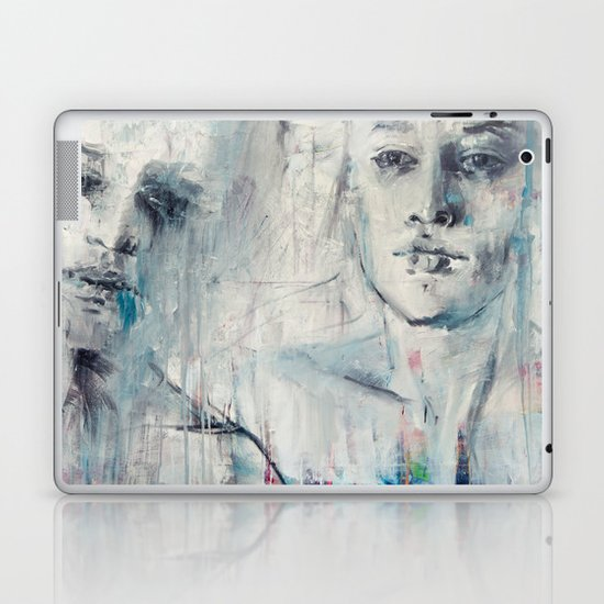 our great love story Laptop & iPad Skin