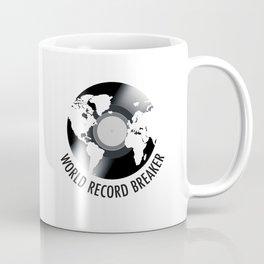 World Record Breaker Coffee Mug