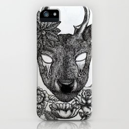 Guardian of the Forest iPhone Case