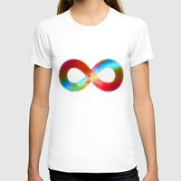 infinite T-shirts featuring Infinite by deff