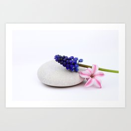 Zen * Spring - JUSTART © Art Print