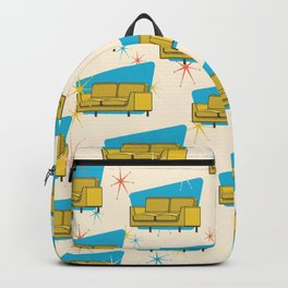 greetings from the couch Backpack