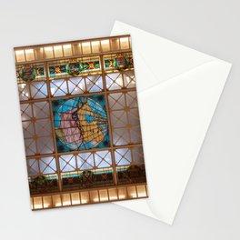 Old Quebec - Gare du Palais Stationery Cards