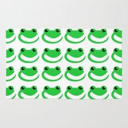 Smug Frogs Rug