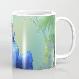 Moseley the Hyacinth Macaw Coffee Mug