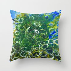 e g z p r e s h u n y s t Throw Pillow