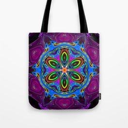 vivid flower cv Tote Bag
