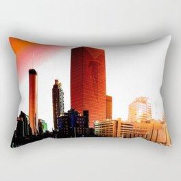 Rise ATL Rectangular Pillow