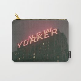 New Yorker Carry-All Pouch
