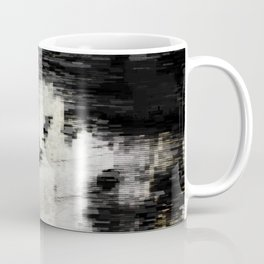 Transformative Space - Glitch 01 Coffee Mug
