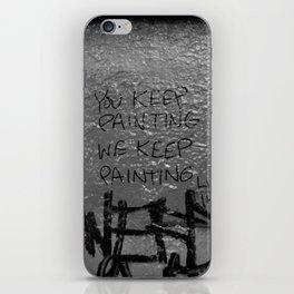 Rebels iPhone Skin