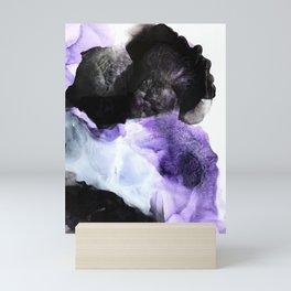Purple Soul Mini Art Print
