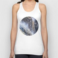 geology Tank Tops featuring The magnificent Barron Falls by Wendy Townrow