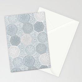 Silver Souk Stationery Cards