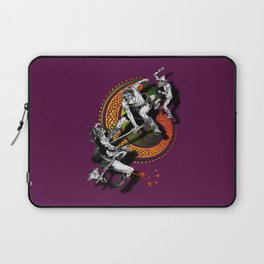 Ukko and the Slayer Laptop Sleeve