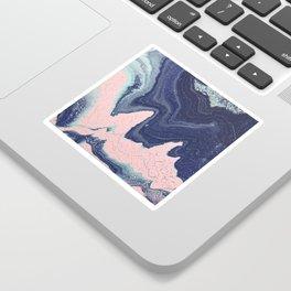Fluid No. 11 - Geode Sticker