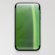 Into the Green Wide Open iPhone & iPod Skin
