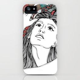 Water fairy [Fenu Paree] iPhone Case