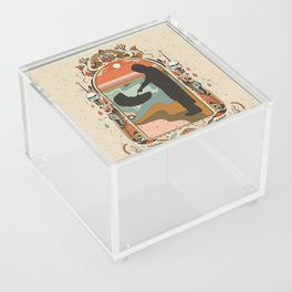 """Mandalorian"" by Cassidy Rae Marietta Acrylic Box"