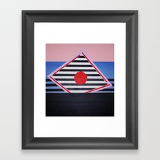 HALICARNITAS Framed Art Print
