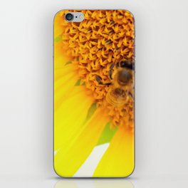 "SAVE THE BEE""S iPhone Skin"