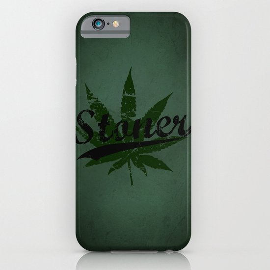 Stoner iPhone & iPod Case