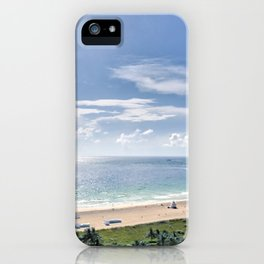 South Beach iPhone Case