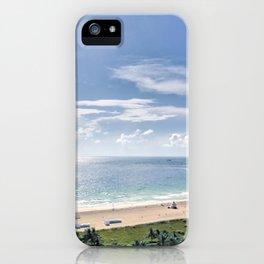 South Beach iPhone Case