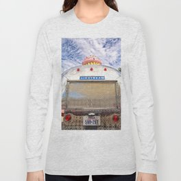 Airstream, Cupcake Long Sleeve T-shirt