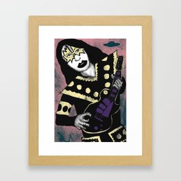 Poster The Great Ace Frehley Framed Art Print