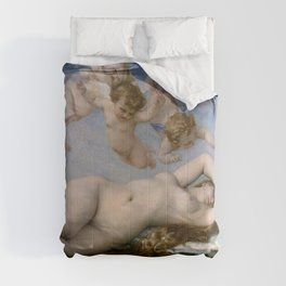 THE BIRTH OF VENUS - ALEXANDRE CABANEL Comforters