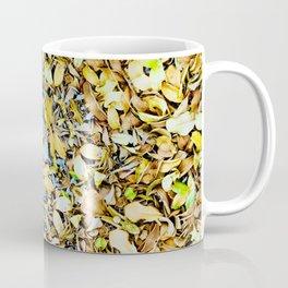 A Circle of Leaves Coffee Mug