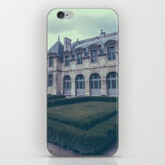 French Garden Maze III iPhone & iPod Skin