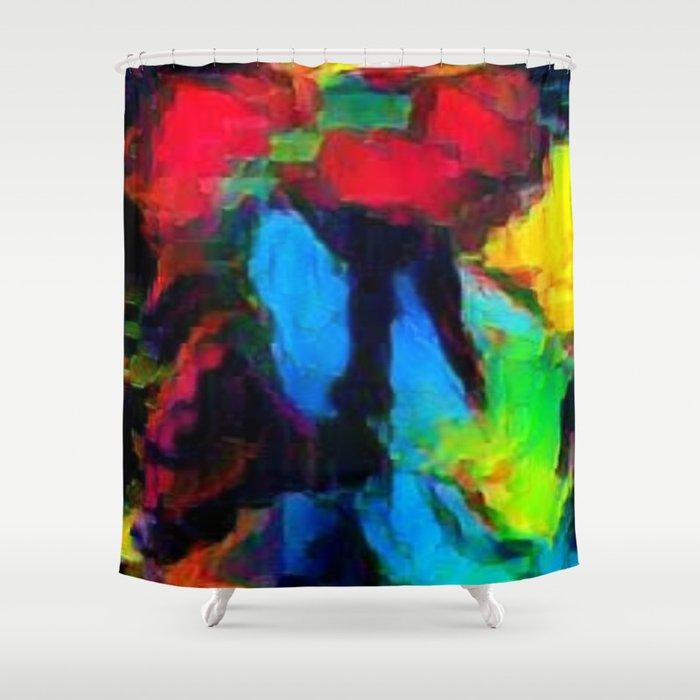 Superman Shower Curtain By Brannewid