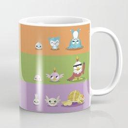 Hey Digimon, hey Digimon!  Coffee Mug