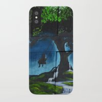 thanos iPhone & iPod Cases featuring street art by Thanos Charisis-Photography
